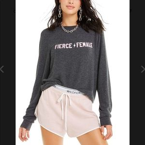 NWT Wildfox Fierce Female